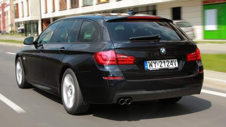 BMW F11 Touring - как выбрать