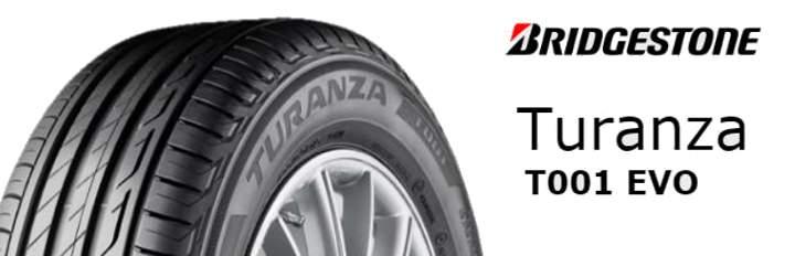 Bridgestone Turanza T001 EVO 195-65 R15