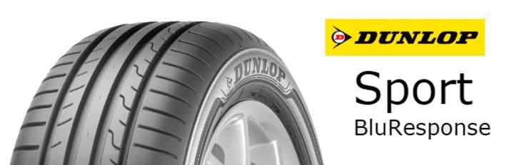 Dunlop SP Sport Bluresponse 195-65 R15
