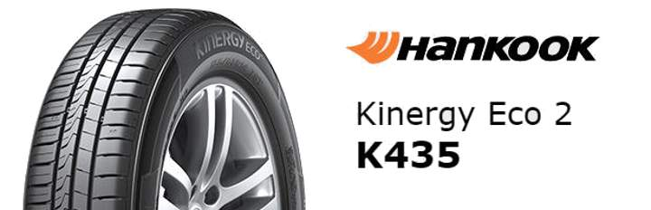 Hankook Kinergy Eco 2 K435 - 2019