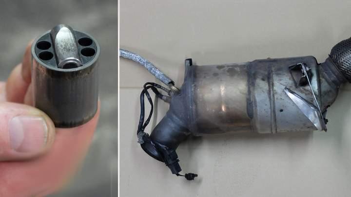 Проблема с топливным насосом БМВ Ф10
