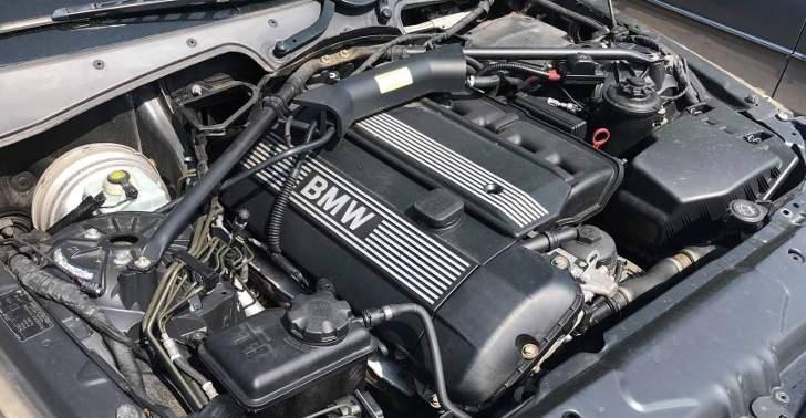 BMW E65 - E66 M54 3.0