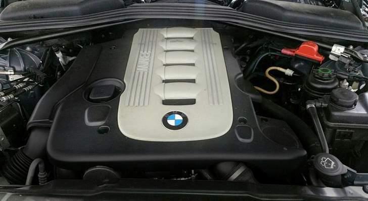 BMW E65 E66 M57 3.0