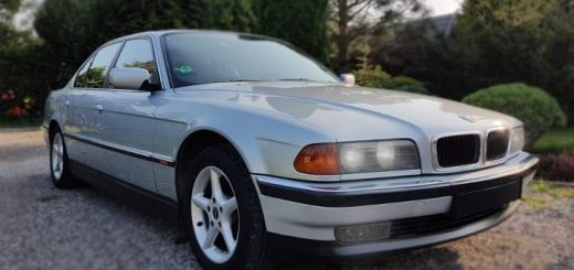 Лучшая БМВ Е38 7 серии - легенда 90-х
