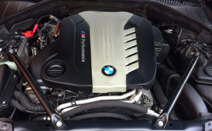 Двигатель BMW 740d N57 F01 - F02