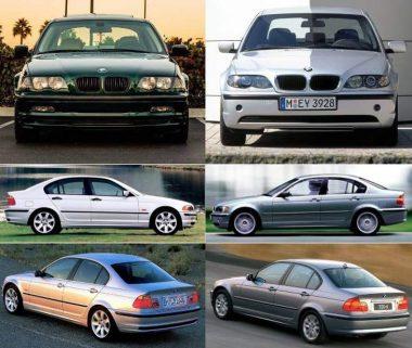 Рестайлинг БМВ Е46 - отличия до и после